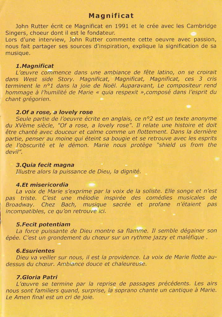 magnificat 2