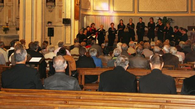 4 et 5 octobre 2014, concerts au profit de France Alzheimer