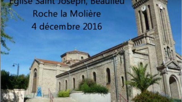 Sainte Barbe 4 décembre 2016