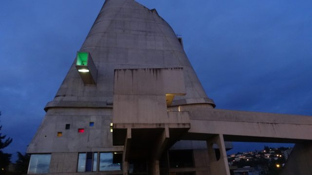 2 novembre 2018, FestyVocal, Eglise Le Corbusier Firminy