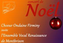 22 décembre 2017, concert de Noël à Fraisses